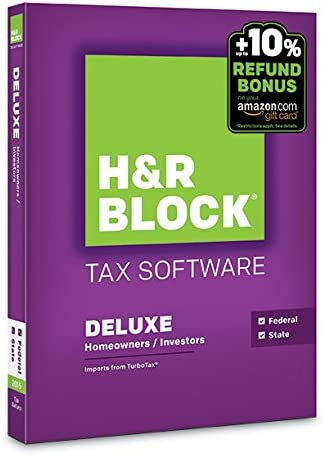 Block Deluxe State Software Refund product image