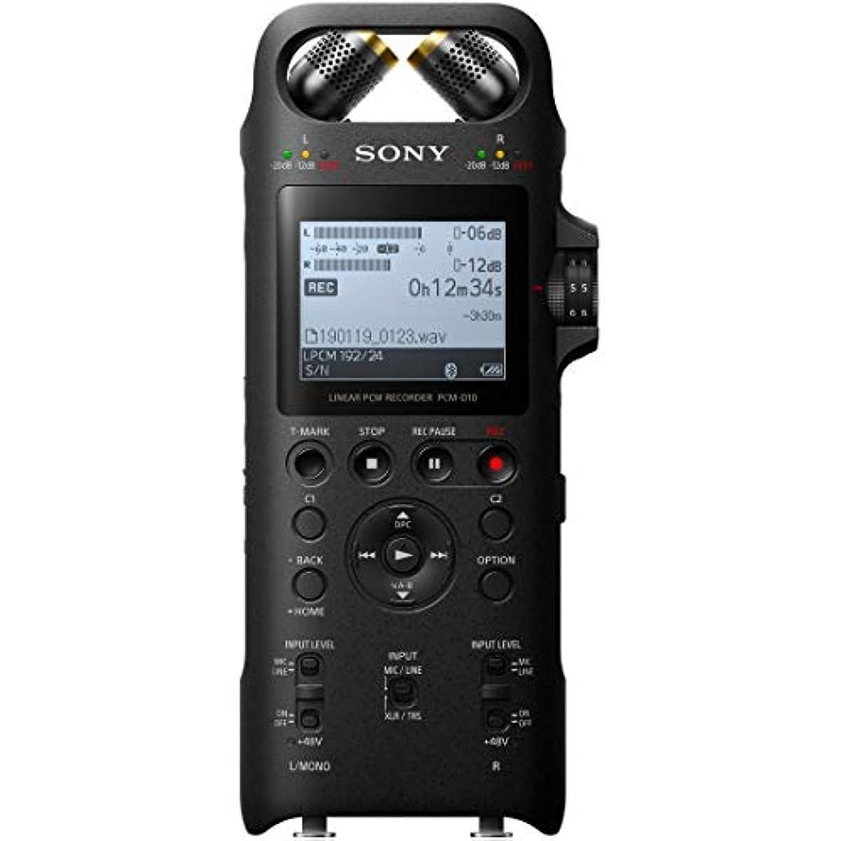 [해외] 소니 리니어 PCM 레코더 16GB PCM-D10