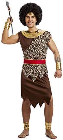 Car&Gus Disfraz de Africano para Hombre: Amazon.es: Juguetes y juegos