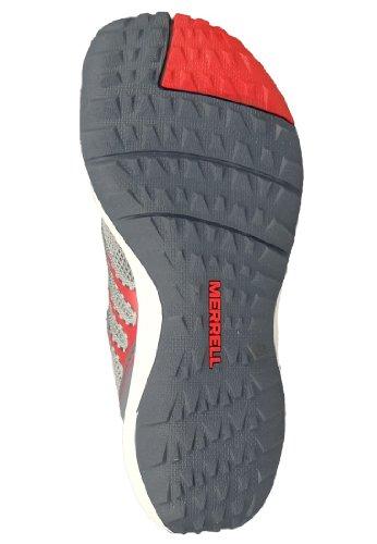 Merrell Glove Strap Stivali K 2 Trail Bambina Grigio rUP5qwr