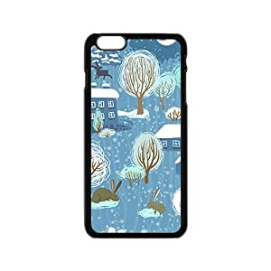 The Small World Hight Quality Plastic Case for Iphone 6
