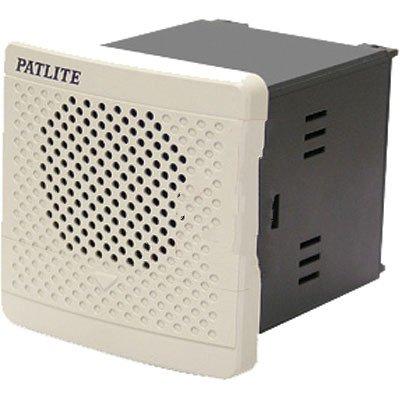 patlite-bdv-15jf-j-alarm-field-programmable-voice-annunciator-12-24-vdc-beige