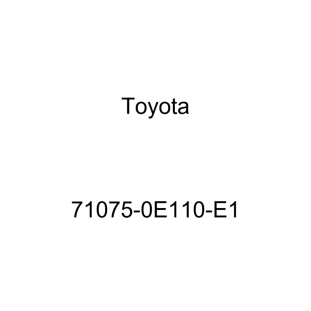 TOYOTA Genuine 71075-0E110-E1 Seat Cushion Cover