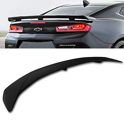 (Modifystreet For 16-19 Chevy Camaro ZL1 Style Flush Mount Rear Trunk Spoiler Wing)