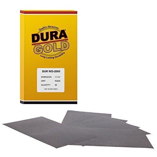 wet sandpaper 2000 - 5