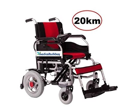 4c159610641 Buy Medicalbulkbuy Electrical Wheel Chair Online at Low Prices in India -  Amazon.in