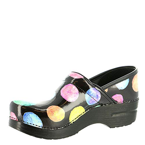 Patent Dansko Leather Clog Pro Professional Planet Cabrio Women's xwq0TnpSwa