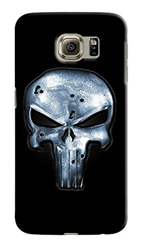 Hard Case Cover with Punisher, Comics, Frank Castle, Antihero Design Compatible with Samsung Galaxy S10 ()