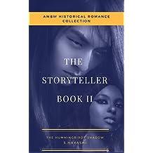 The Storyteller Book II The Hummingbirds Shadow: AMBW Interracial Romance