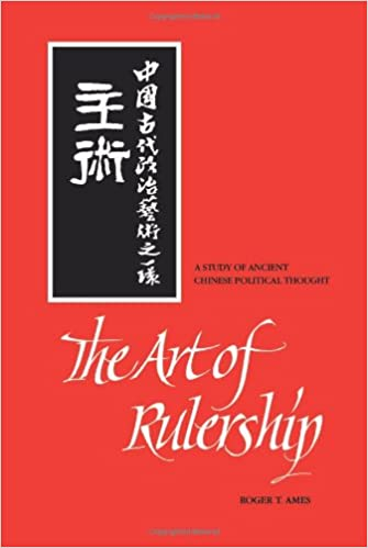 Amazon the art of rulership 9780791420621 roger t ames books fandeluxe Images