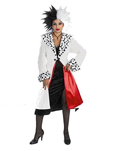 Disney Costumes Cruella (5979 Cruella De Vil Prestige Costume Disguise Disney)