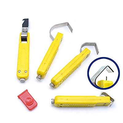 Decrustation Plier Ly25 Wire Stripper Cable Stripping Tool Tripping Plier Coaxial Cable 4-16 8-28 28-35 35-50Mm Multitool