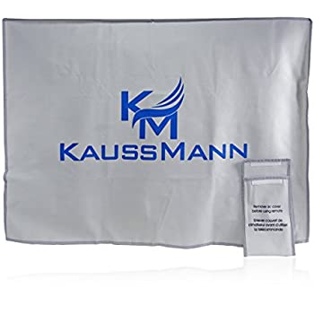 Mini Split Ductless Air Conditioner Cover By Kaussmann - Protect Your Heat Pump Investment With A High Quality Canvas Cover (Large - 36x28x13.5)