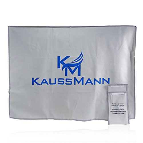 Mini Split Ductless Air Conditioner Cover By Kaussmann - Protect Your Heat Pump Investment With A High Quality Canvas Cover (Large - 36x28x13.5) (Mitsubishi Ductless Ac Units compare prices)