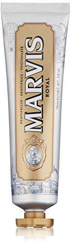 Marvis Limited Edition Toothpaste, Royal, 3.8 oz