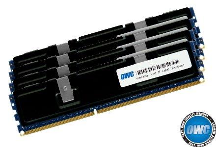 OWC 64.0GB (4 x 16GB) DDR3 ECC PC10600 1333MHz SDRAM ECC For Mac ()