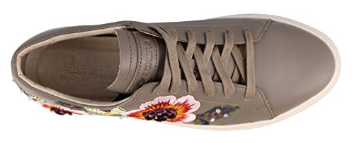 Skechers Femme Vaso Taupe Flor Baskets wrqrfZOX