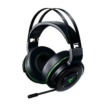 Razer Thresher Ultimate - Xbox One Wireless Gaming Headset - 7.1 Surround Sound with Retractable Microphone