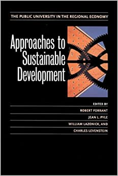 Book Approaches to Sustainable Development: The Public University in the Regional Economy