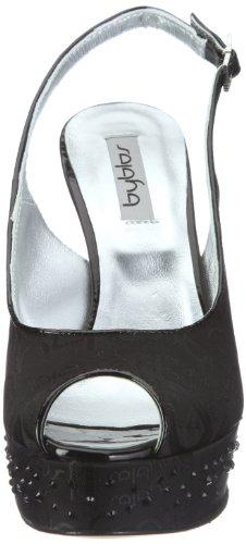 Byblos Sara, Women's Sandals Schwarz (Nero)