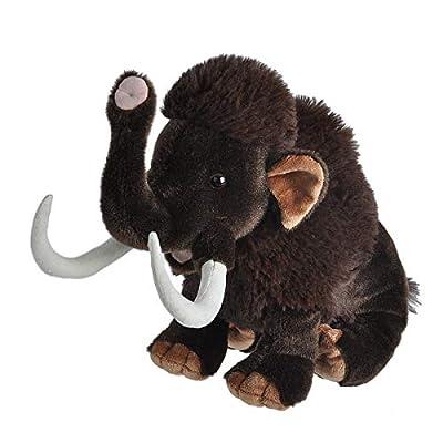 Wild Republic Woolly Mammoth Plush, Stuffed Animal, Plush Toy, Gifts for Kids, Cuddlekins 12