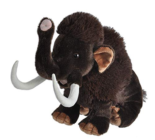 - Wild Republic Woolly Mammoth Plush, Stuffed Animal, Plush Toy, Gifts for Kids, Cuddlekins 12