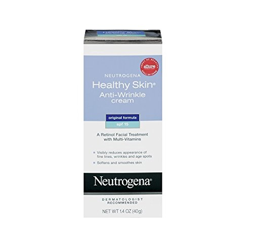 Neutrogena Healthy Skin Anti-Wrinkle With Sunscreen SPF 15 1.40 oz ( Pack of 2)