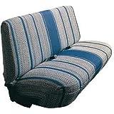 Saddleman 0225203 Saddl Blkt Full Pu Blu Ea