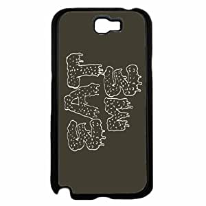 Eat Me TPU RUBBER SILICONE Phone Case Back Cover Samsung Galaxy Note II 2 N7100