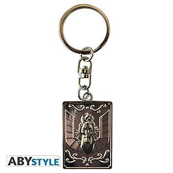 AbyStyle - Colección Los caballeros del Zodiaco - Código ABYKEY062 - Llavero de Pegasus