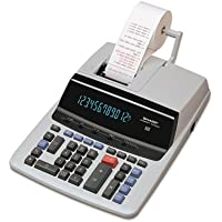 VX2652H Two-Color Printing Calculator, Black/Red Print, 4.8 Lines/Sec, Sold as 2 Each