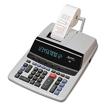Sharp(R) VX-2652H Commercial-Use Calculator VX 2652H