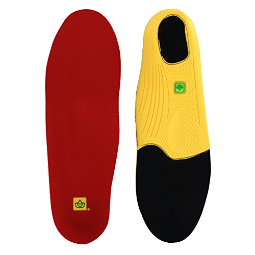 Spenco RX Occupational and Cushioning insole - Plantilla, color negro, talla UK: 9-10 UK