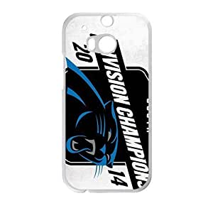 Cool-Benz Carolina Panthers Division Champions Phone case for Htc one M8 BY icecream design