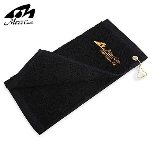 MEZZ Billiard TOWEL - For Hands and Shaft - 100% cotton