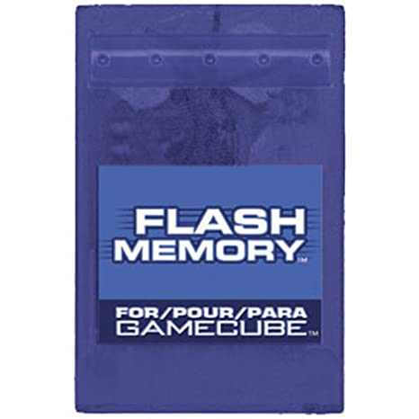 GameCube Tarjeta de memoria Flash 4 MB Púrpura: Amazon.es ...