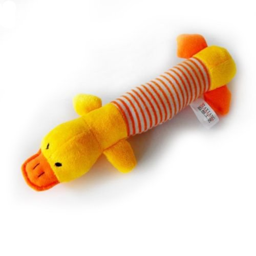 Dog Toy Pet Puppy Plush Sound Chew Squeaker Squeaky (Model 2)