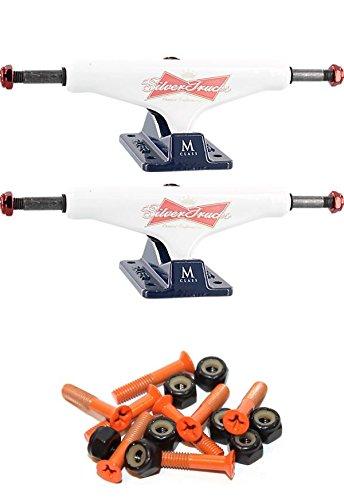 はさみ符号旋回シルバーTrucks MクラスLagerシリーズ144 mmスケートボードトラックwith 1