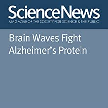 Brain Waves Fight Alzheimer's Protein Other by Laura Sanders Narrated by Jamie Renell