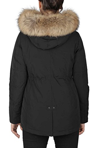 Tg Short Parka Piumino Donna M W's Wwcps2512 Nero Military Woolrich Col zqw1nHnF4