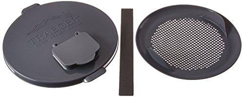 Traeger Pellet Grills BAC370 Bucket Lid Filter Kit, - Bucket Pellet