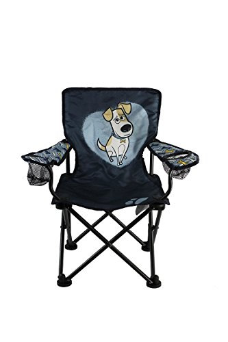 Secret Life of Pets Max Kids Camping Chair