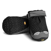 Ruffwear Grip Trex Dog Boots, 2.25-Inch, Obsidian Black