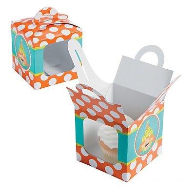 Little Alligator Cupcake Boxes