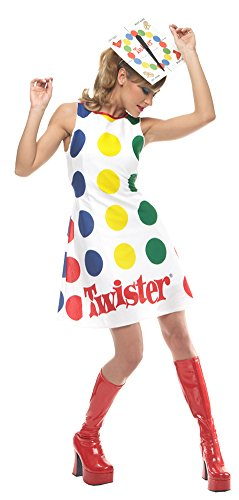 Twister Md Adult Womens (Sexy Twister Costumes)