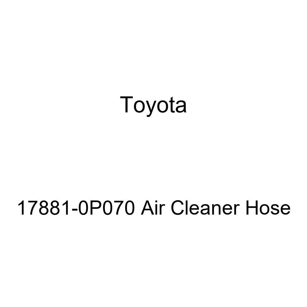Genuine Toyota 17881-0P070 Air Cleaner Hose
