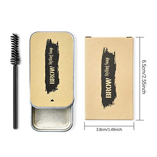 Brow Styling Soap 3D Feathery Brows Makeup Balm