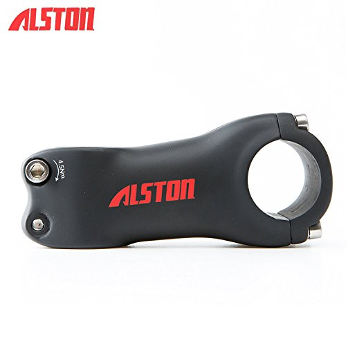 Alston Carbon Fiber Bicycle Stem 31.8 80/90/100mm Ud Matt (100)