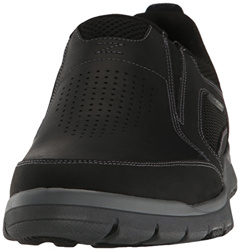 Slip pour hommes Black On Kingstin Rockport Chaussures IqUxw1gq5