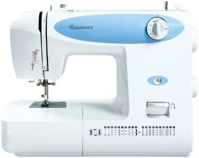 Naumann 83A0 - Máquina de Coser con Accesorios, Color Azul: Amazon.es: Hogar